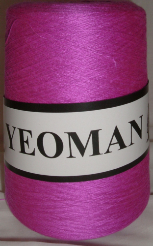 Yeoman Supersheen Acrylic Yarn Knitting Machine Peony